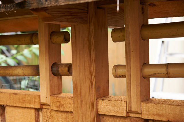 Japanese Garden, Japanese Garden, Japanese Garden, Fence Detail ...